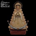 Juego de atributos Virgen Rocío