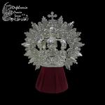 Corona de 9 a 9,5 cm