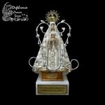 Corona, radiero y media luna Virgen Encarnación