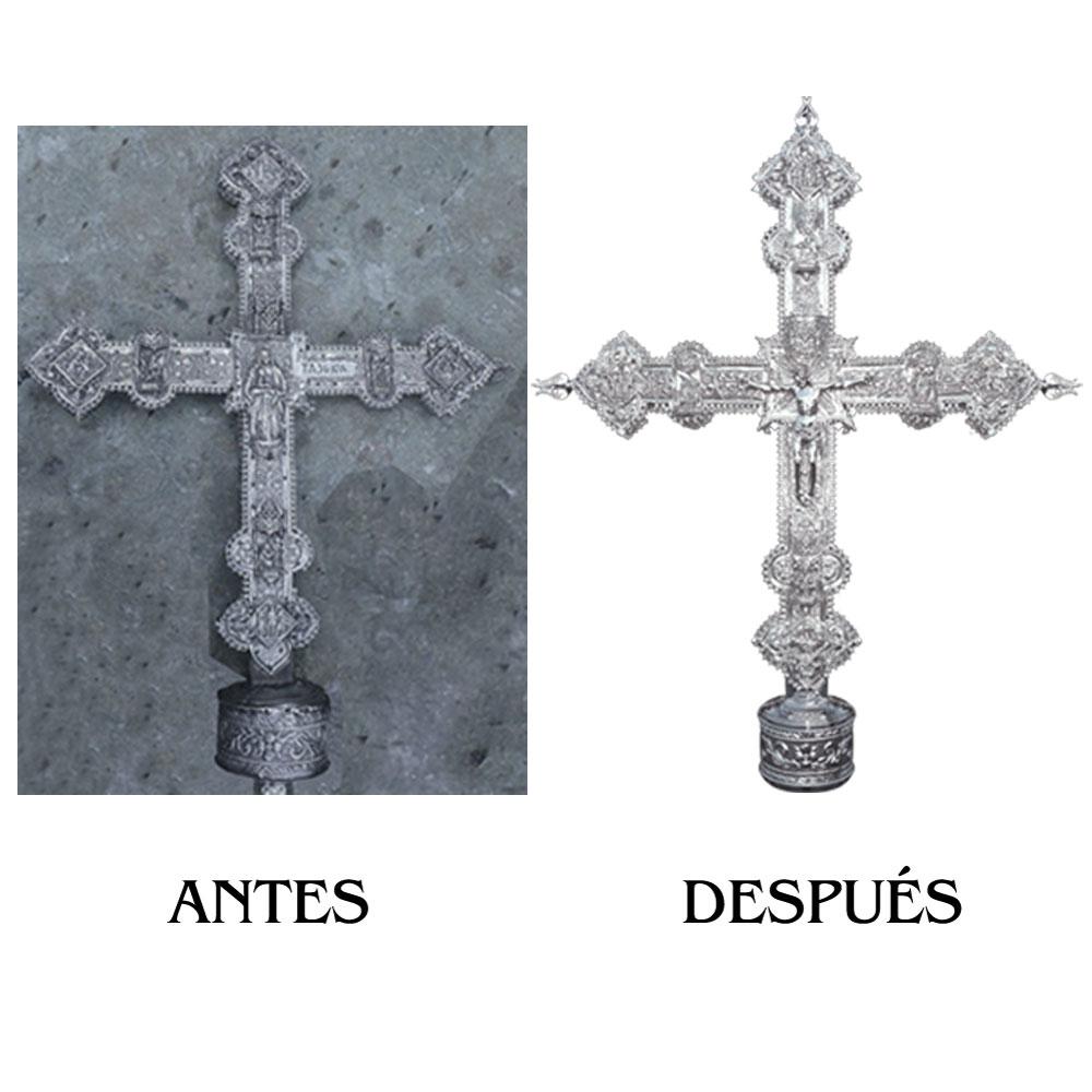 Cruz Parroquial de Valfermosa de Tajuña