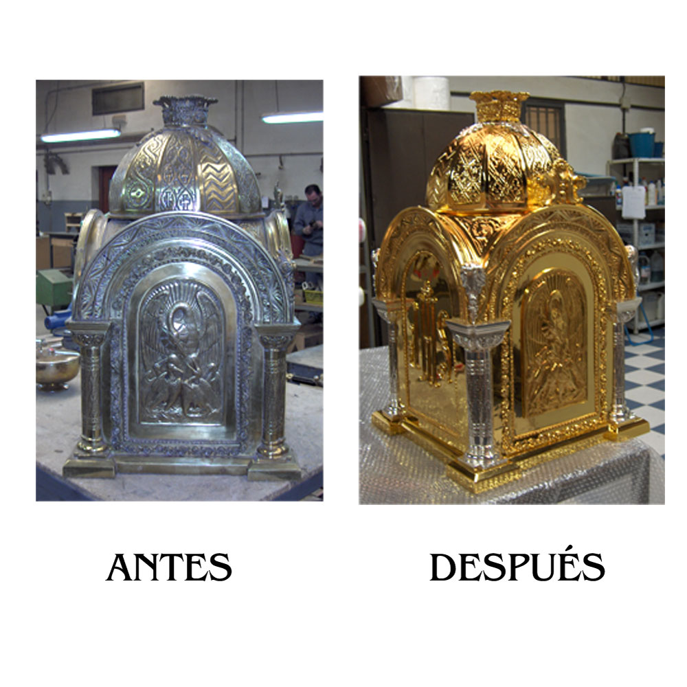Sagrario Trinitarios Alcázar