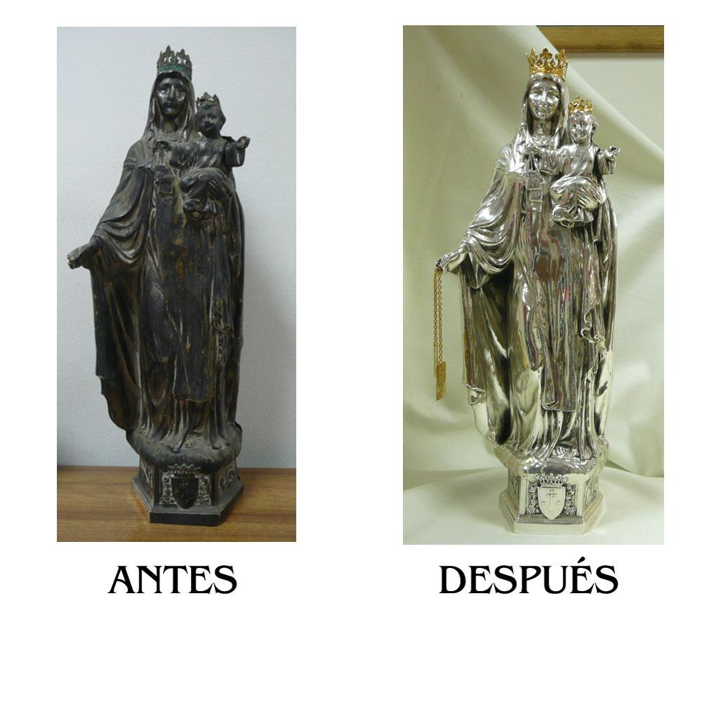 Virgen del Camen Toledo