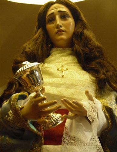 Aldea del Rey Copa perfumes