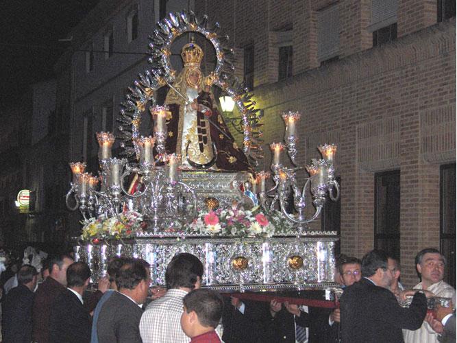 Arjonilla Virgen de la Cabeza