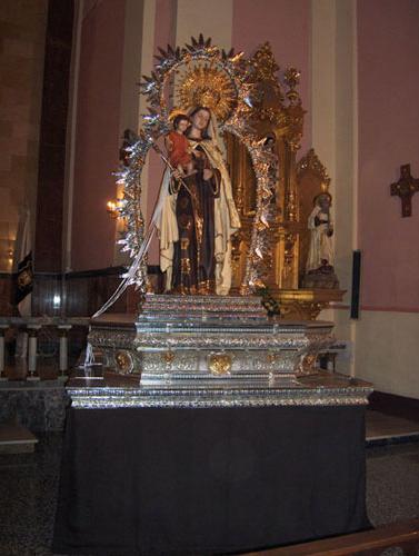 Ciudad Real Virgen del Carmen