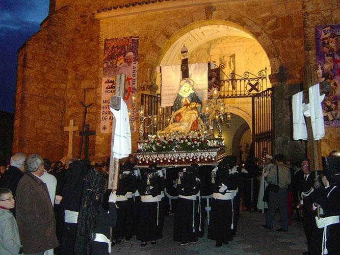 Miguel Esteban Virgen Piedad