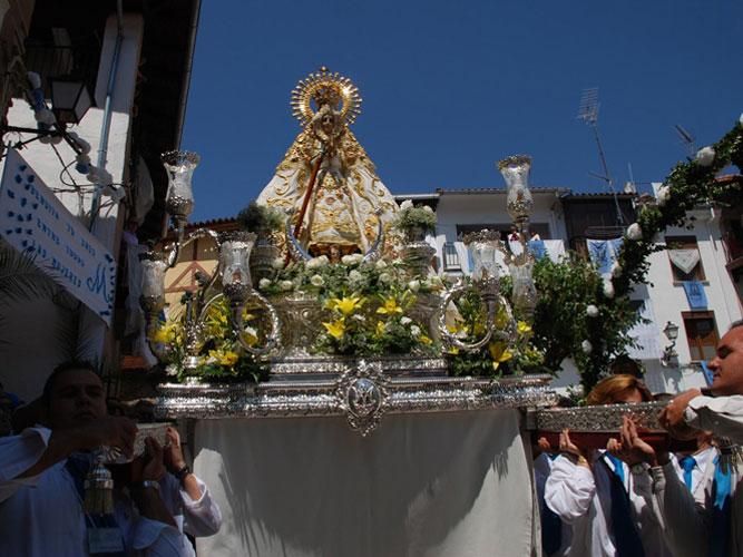 Pasarón de la Vera María Stma de la Blanca