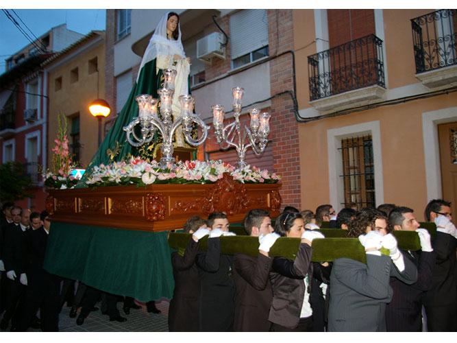 Alicante San Juan Verónica