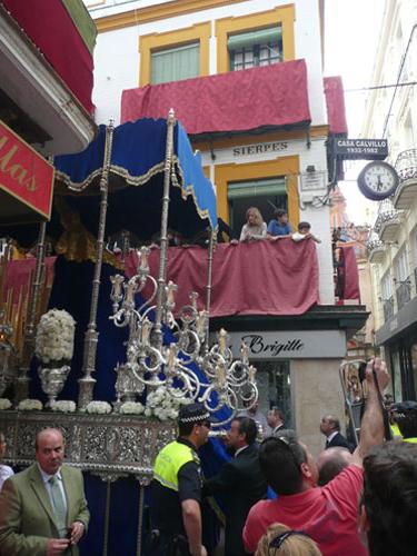 Sevilla Ntra. Sra. del Carmen en sus Misterios