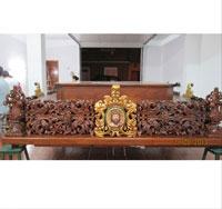 Paso de madera tallada - Realejo Alto