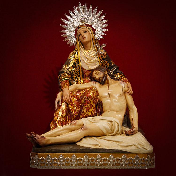 Virgen de la Piedad – ocasión