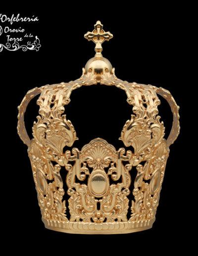 Corona Virgen 9cm-Vg.Cabeza