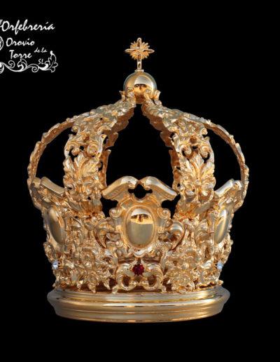 Corona cestillo 9-10cm-Yuncos