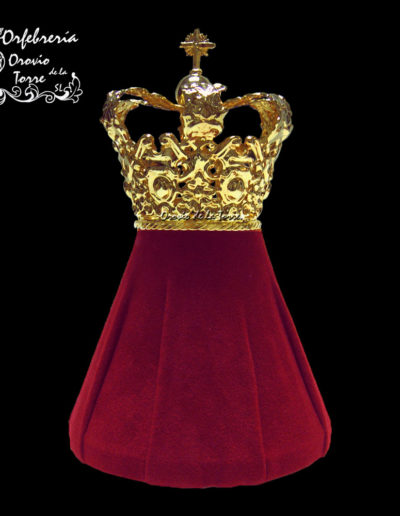 Corona cestillo imperiales 5cm-BCN