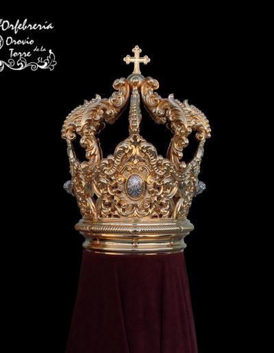 Corona (cestillo)Virgen 9cm