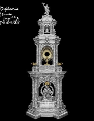 Templete - Torre Eucarística