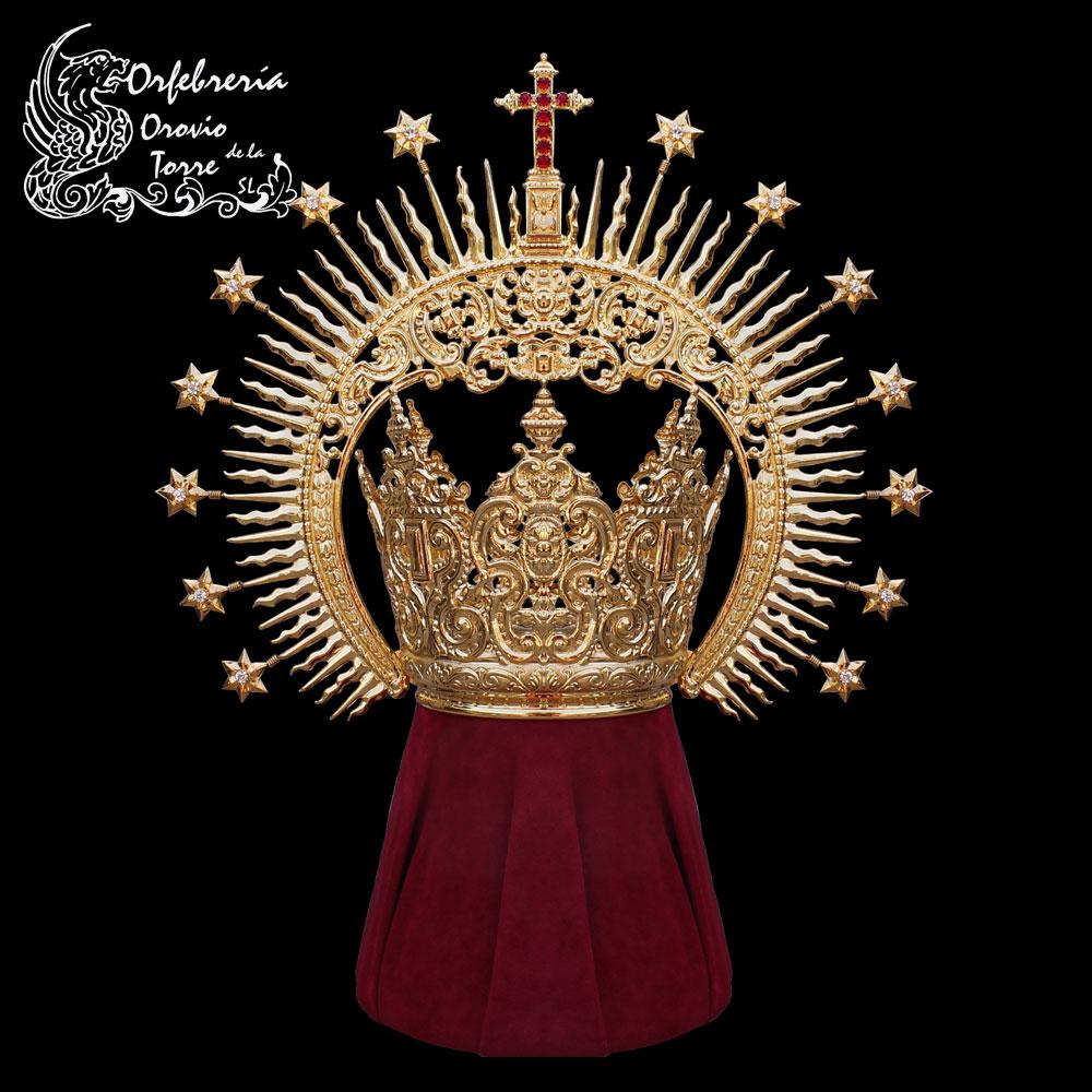 Corona de 10 cm (VF)
