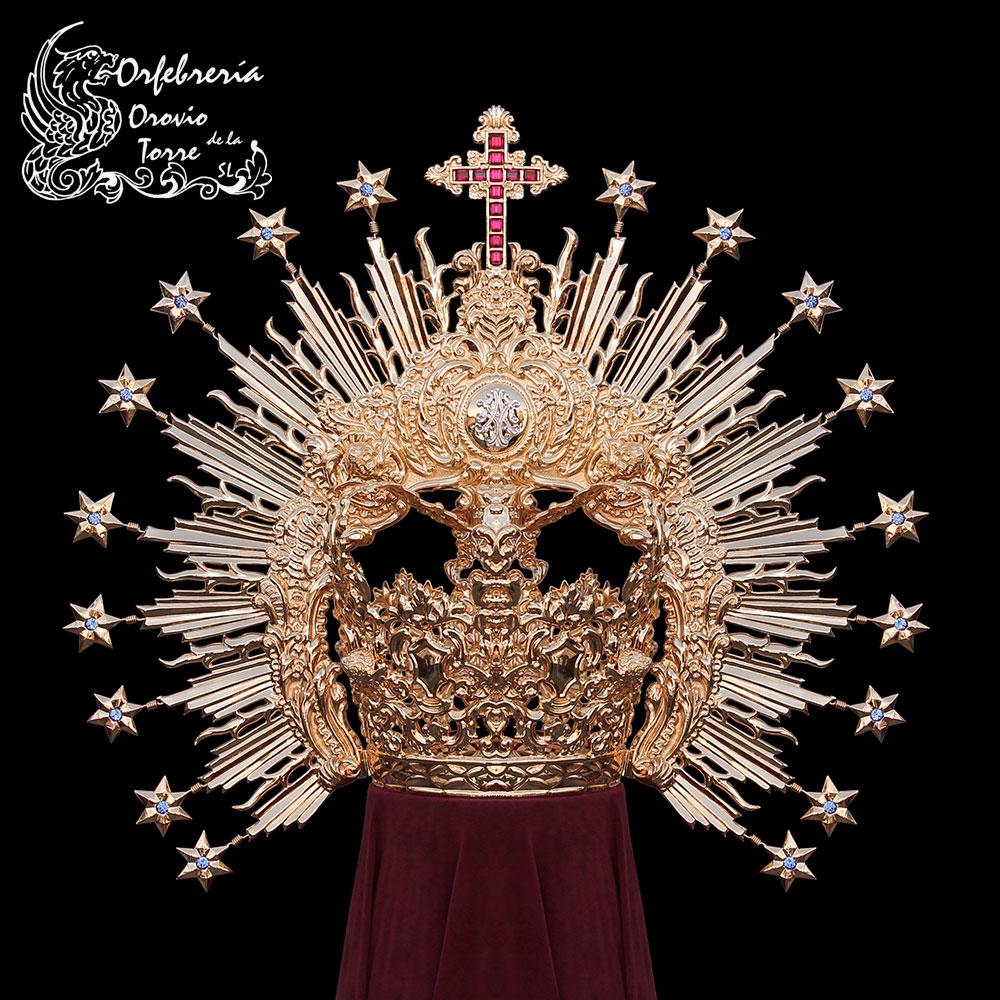 Corona 10 de 12 cm