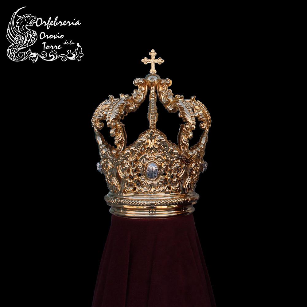 Corona (cestillo) para Niño de 6,5 cm