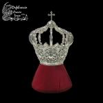 Corona cestillo con imperiales de 4 cm