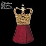 Corona cestillo con imperiales de 7 cm