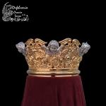Corona cestillo sin imperiales de 10 cm