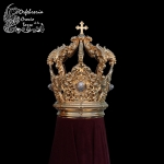 Corona (cestillo) para Virgen de 9 cm