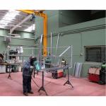 Realización parihuela de aluminio