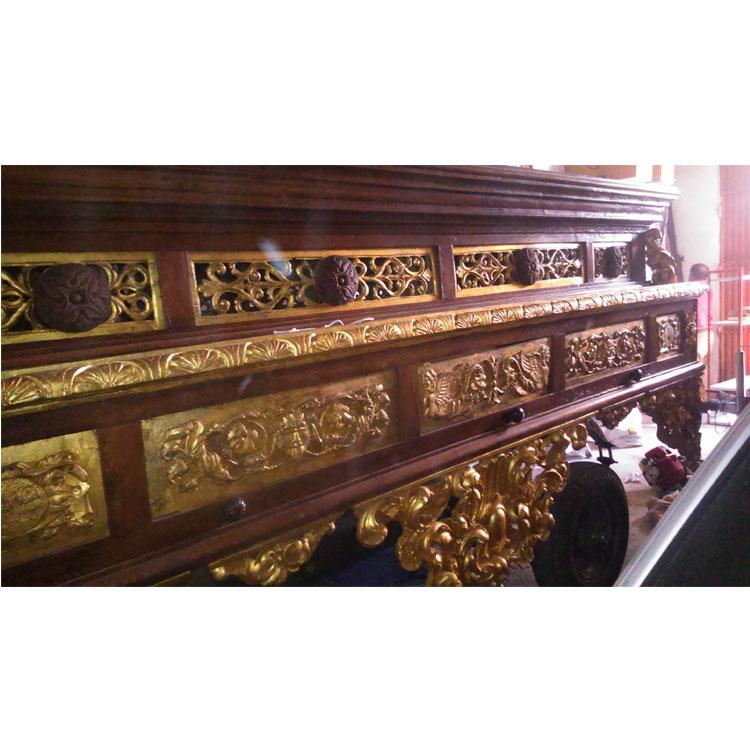Paso de madera tallada - Ocasion