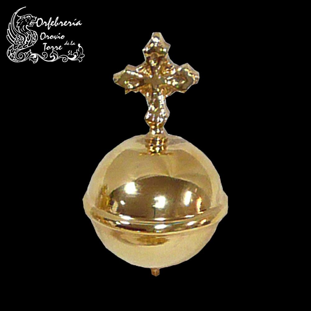 Bola del mundo para Niño Jesús