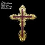 Cruz pectoral para Virgen