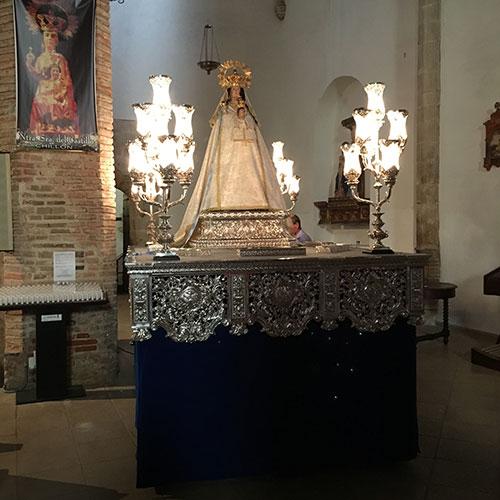 Chillón Virgen Castillo