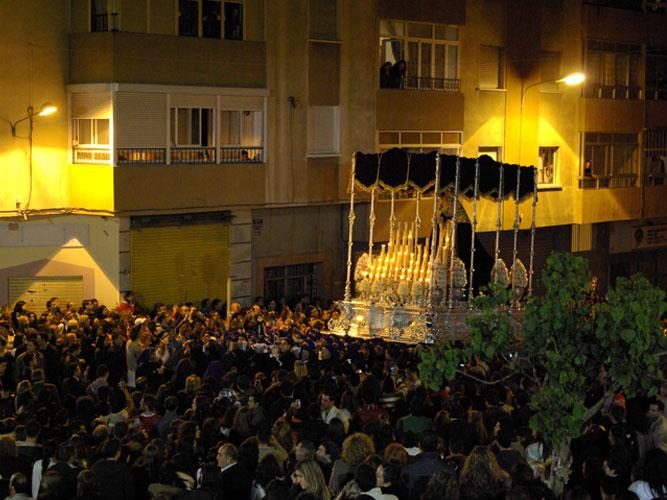 Málaga Crucifixión