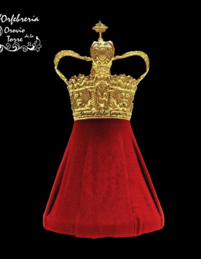Corona cestillo imperiales 5cm-FR