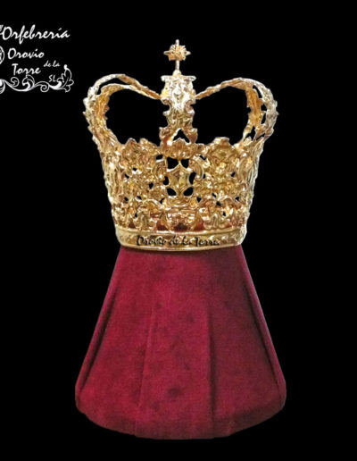 Corona cestillo imperiales 7cm