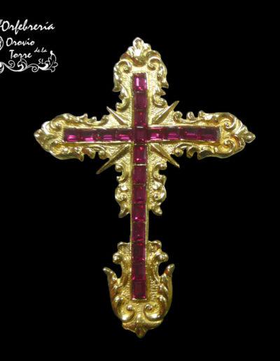 Cruz Pectoral Virgen