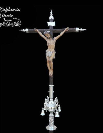 Cruz alzada-Mataró Jesús Cautivo