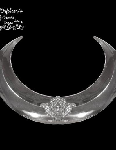 Media Luna(16cm)con angelito