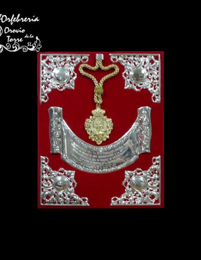 Placa conmemorativa- Pozuelo Alarcón
