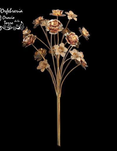 Ramo flores Virgen