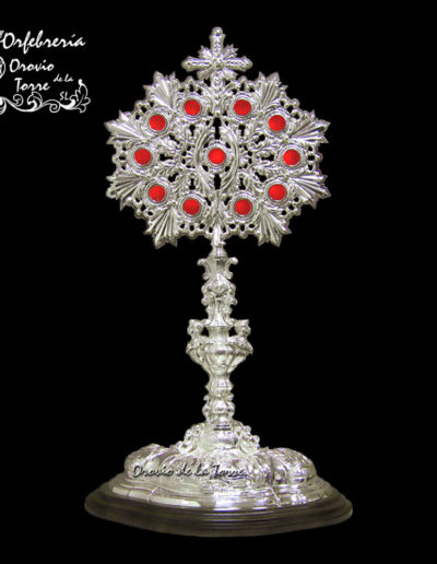 Relicario 11 mártires Toledo-Vaticano