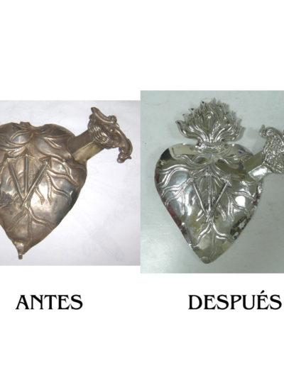Corazón Fuenteheridos