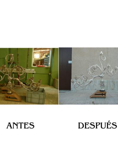 Jerez Caballeros-Macarena Candelabros