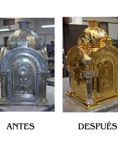 Sagrario Trinitarios-Alcazar San Juan
