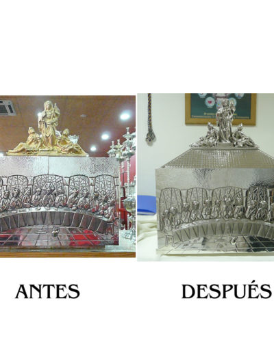 Sagrario reforma-Casas Don Pedro