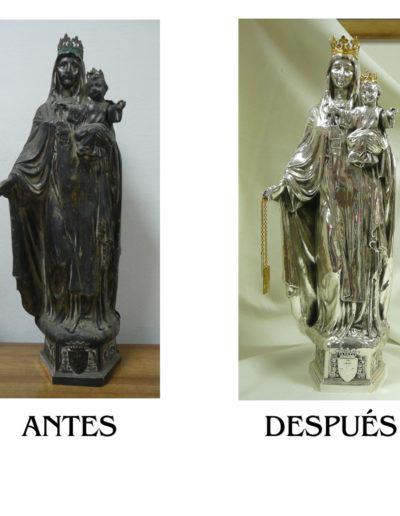 Virgen Carmen-Toledo