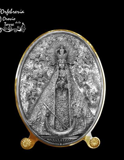 Portapaz Virgen Consolación Patrona Valdepeñas